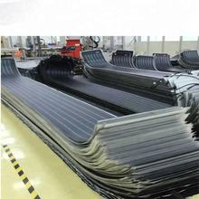 90w 250w 275W High Quality rollable amorphous silicon thin film flexible solar panel for RV boats marine