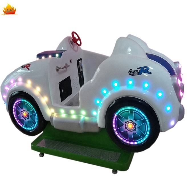 Hot sale amusement ride coin operated timer kiddie ride little car game machine