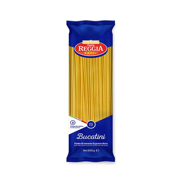 Italian 100% Durum Wheat Pasta Reggia Type Refined Normal Pasta