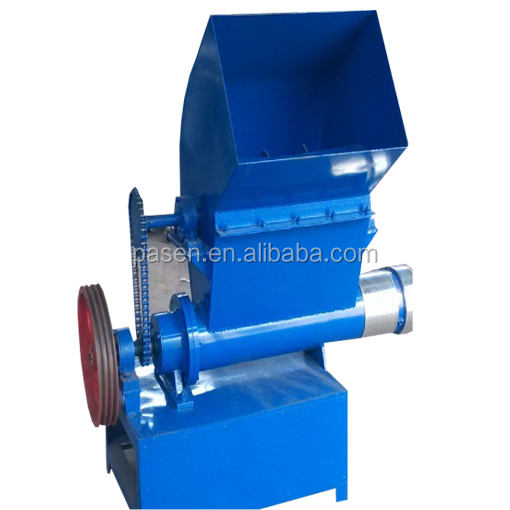 Epp Foam Plastic crusher shredder Hot Melt Recycling Machine