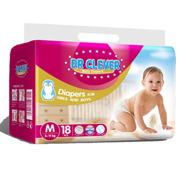 2018 new style Wholesale Diaper Baby Product Disposable Sleepy Baby Diaper Manufacturer