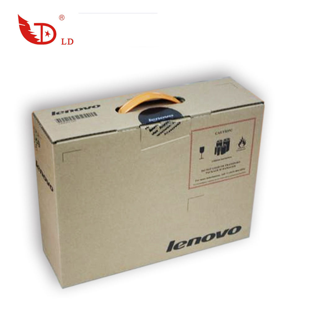 Special Design Folding Computer Packaging Corrugated Carton Box Paper Clothes Gift Shipping Packaging