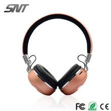 fashion blue tooth wireless stereo headphone with HIFI sound