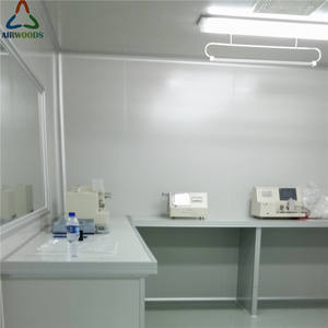 GMP ISO Class Cleanroom turnkey project supplier clean room hvac system