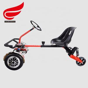 2 roues Pliant Siège Auto Équilibrage Scooter hoverboard Kart