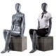 Forms Female Cheap Sexy Mannequin Wholesale FRP Women Forms Elegant Female Mannequin
