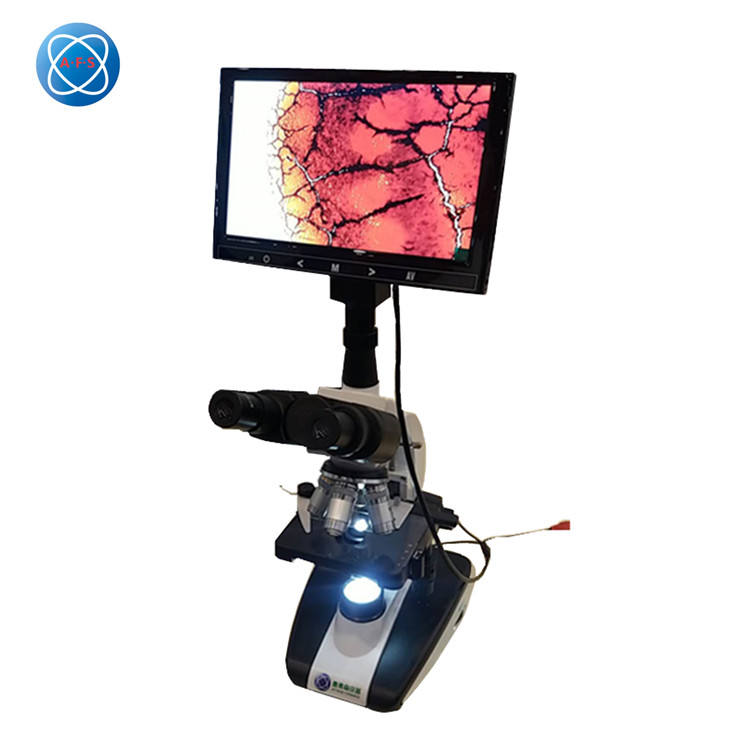 C108-THD7 Digital Microscope with LCD screen