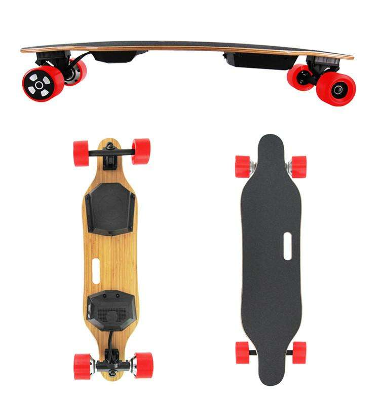 SYL-06 40km super fast electric skateboard 800W electric skateboard