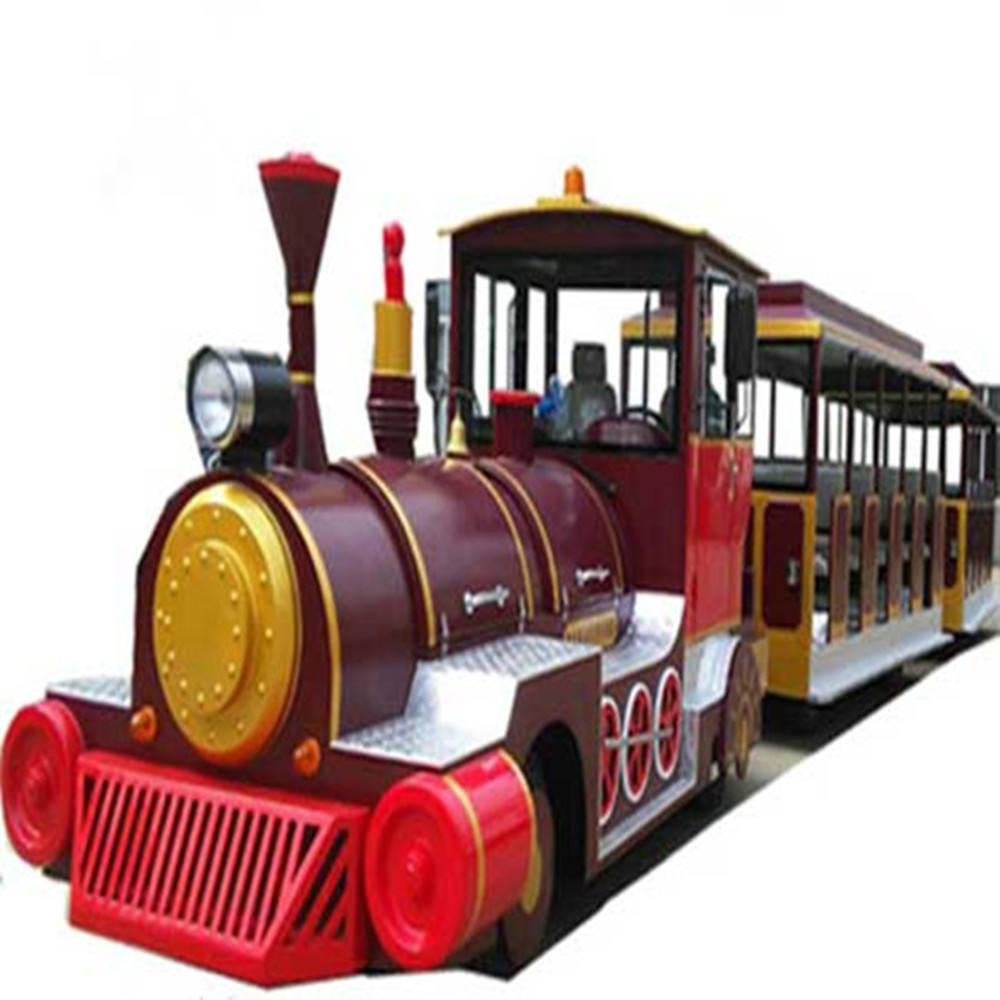 Used Trackless Train For Sale