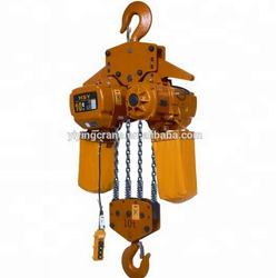 China wholesale quality electric hoist chan block chan hoist