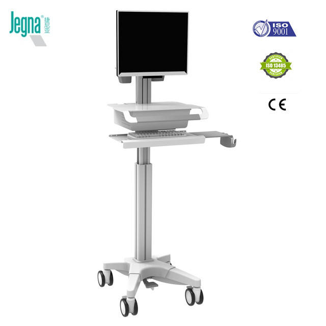 Support customization,medical computer trolley,display mobile cart,china manufacture