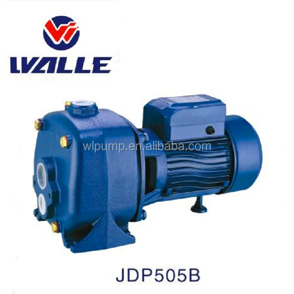 JDP series double ejector high pressure hight suction well water pump with extra ejector