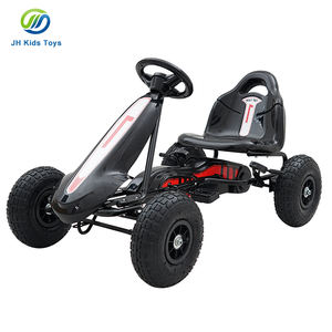 Hot sale outdoor kids toy car/ children toy go kart with Seat belt/pedal car