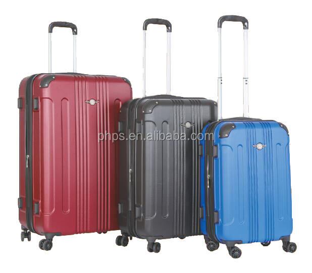 Big Size 21/25/29 ABS Luggage With Protect Corner For USA Market