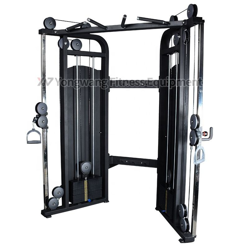 2020 hot sale professional commercial gym products fitness equipment Multi Functional Trainer
