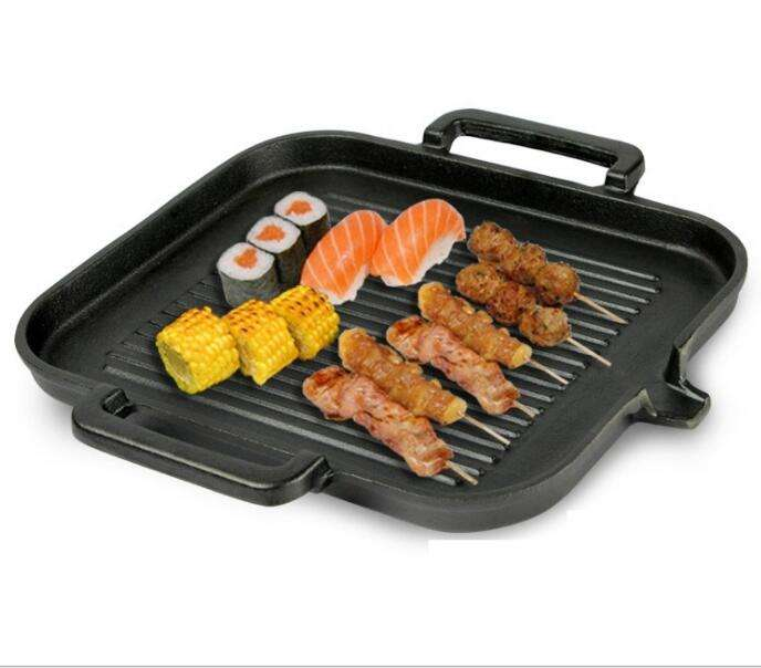 hoT selling cast iron BBQ GRILL