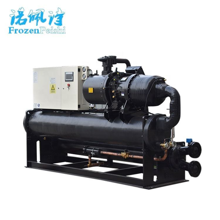 110 TON 155 HP air screw didinginkan <span class=keywords><strong>co2</strong></span> kaca chiller