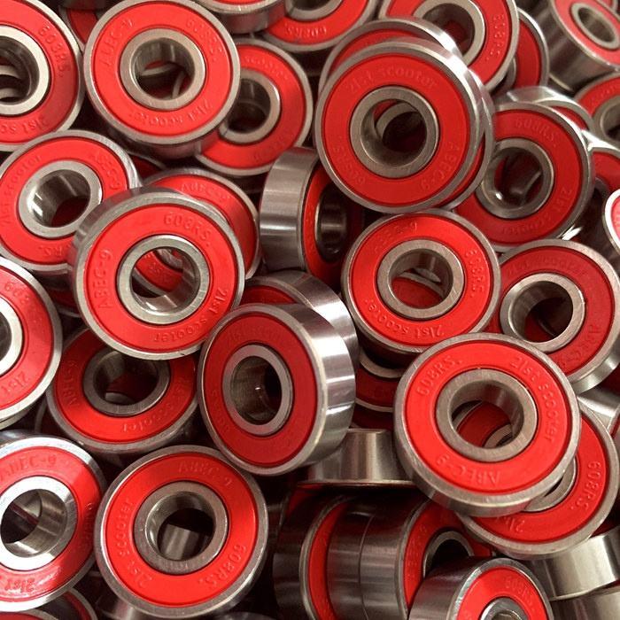 Miniature 607 Z ZZ Ball Bearings 607-2Z 5Pcs 607ZZ Bearing 7x19x6 mm ABEC-5