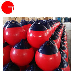 Marine A Type Inflatable PVC Buoy for Boat