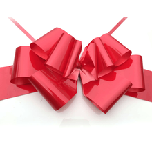Wholesale handmade large red bow for car