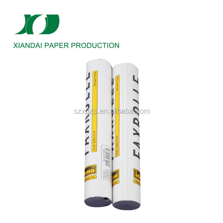 nice packing fax paper roll a4 size paper roll plastic wrapping paper roll fax machines prices
