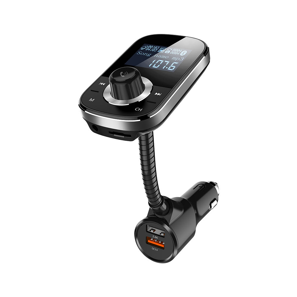 Handsfree Wireless Hand Free Bluetooth Car Kit With Caller Id