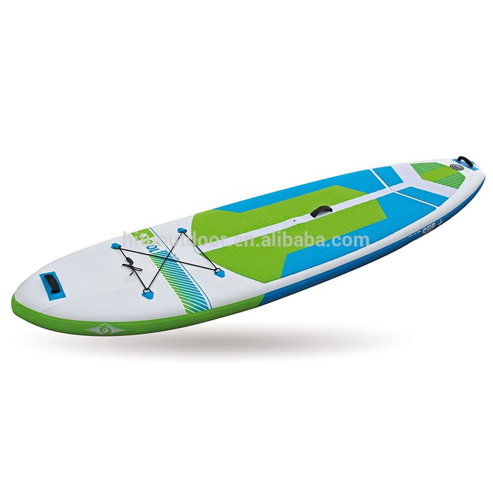 Hot sale inflatable sup paddle board for water sports