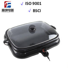 Electric Indoor Heath Grill Frying Pan