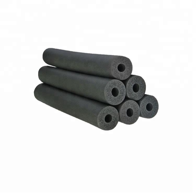 Custom round square solid hard soft flexible black extruded NBR TPE PVC silicone EPDM rubber foam tube with designated density