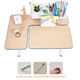 Ergonomic height Ajustable kids study table for growing children
