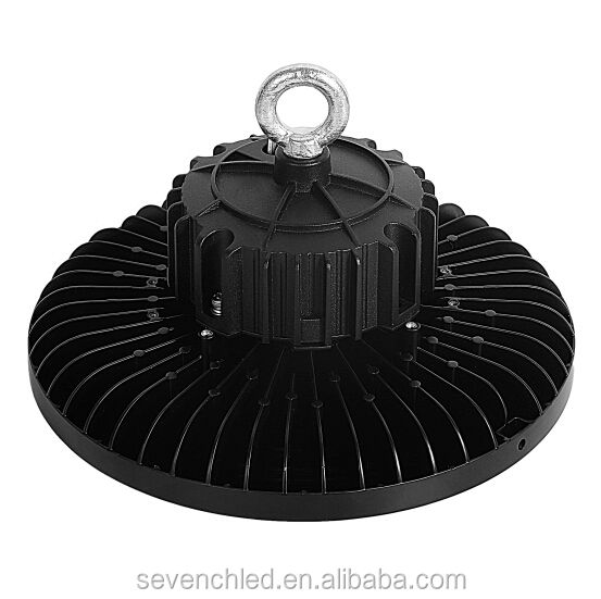Warehouse industrial lighting UFO LED highbay 140LM/W best prices 150w Shenzhen best supplier 200w LED UFO high bay light