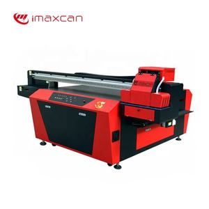 Brand Factory iMaxcan Large Format Industrial Digital Stretch UV Led Printer