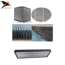 New Type Laminated H13 HEPA Activated Carbon Fiber Cloth Air Filter