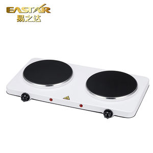 Double cooker Ceramic Stove Infrared cooker Glass hot plate