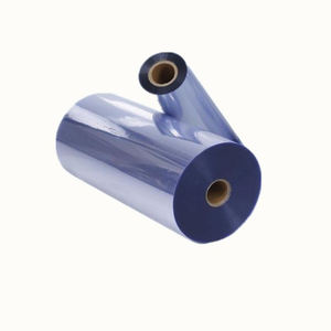 PVC material plastic roll for blister packing
