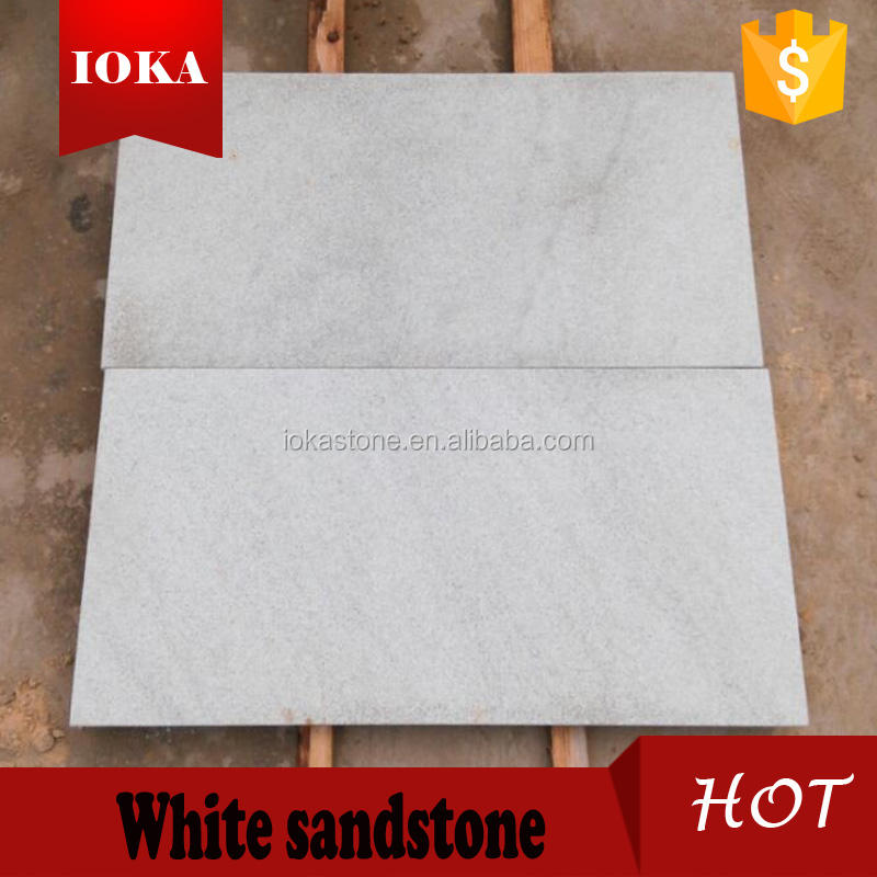 light grey sandstone tiles and slabs  white sandstone with veins