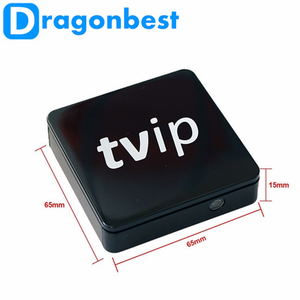 2019 hohe qualität TVIP S805 1G8G dual OS TV box tvip 412 Quad core 1g 8g android stb mit Boden Preis Android 6.0 media player