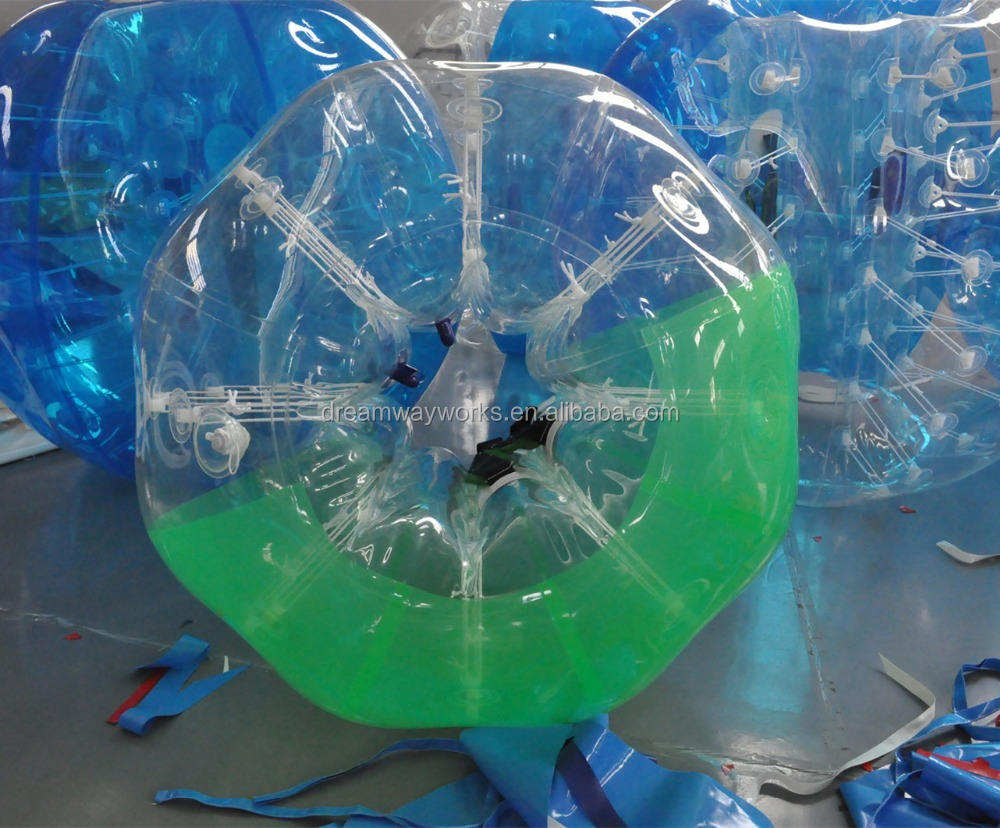 Best Quality bubble soccer tpu, football bubble, bumper ball soccer bubble