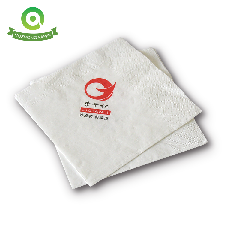 Pure Pulp Paper Napkins for Hotel