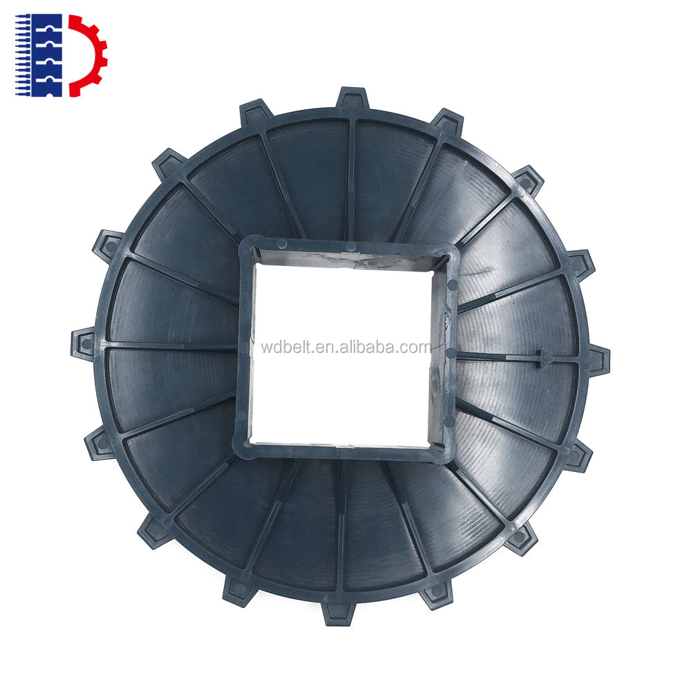 3110 Series Classic Injection Moulded Sprockets For 3110 Modular Plastic Belt,Plastic square Roller Chain Sprocket