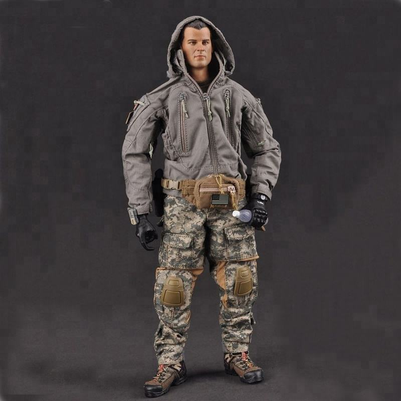 High Quality Collection 12 inch 1/6 Scaled BJD Doll Toy Military Action Figure