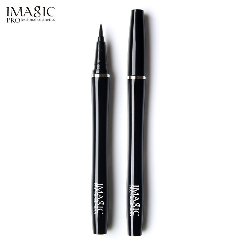 Waterdichte eyeliner pen smudge-proof eyeliner private label eyeliner