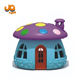 Popular Cheap Commercial Children Plastic Indoor Play Mushroom Kids Plastic Playhouse
