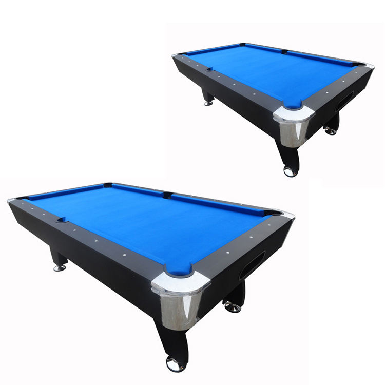 China cheap 6ft 7ft 8ft pool tables