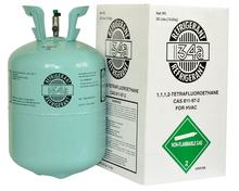 Factory supply air condition 99.9% purity 13.6 kg 134a refrigerant gas r134a
