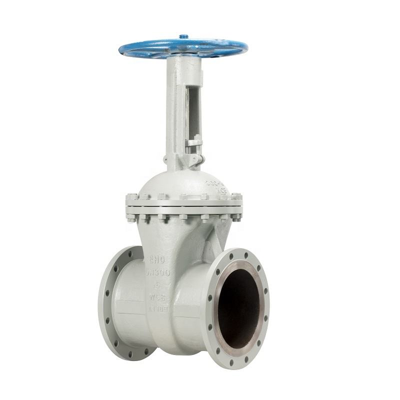 Manual WCB Gate Valve by Factory Made