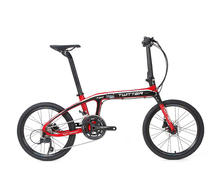 Newest Carbon folding bike bicycle