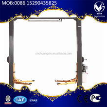 Hot Sale High Quality CE&ISO Approved Chinese Brand Best Price Base Plate 2 Post Car Lifter Yigong
