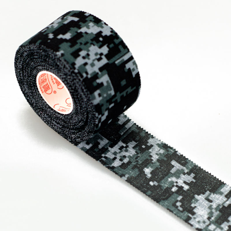 OEM pattern designed athletic cotton sports tape for sports safety