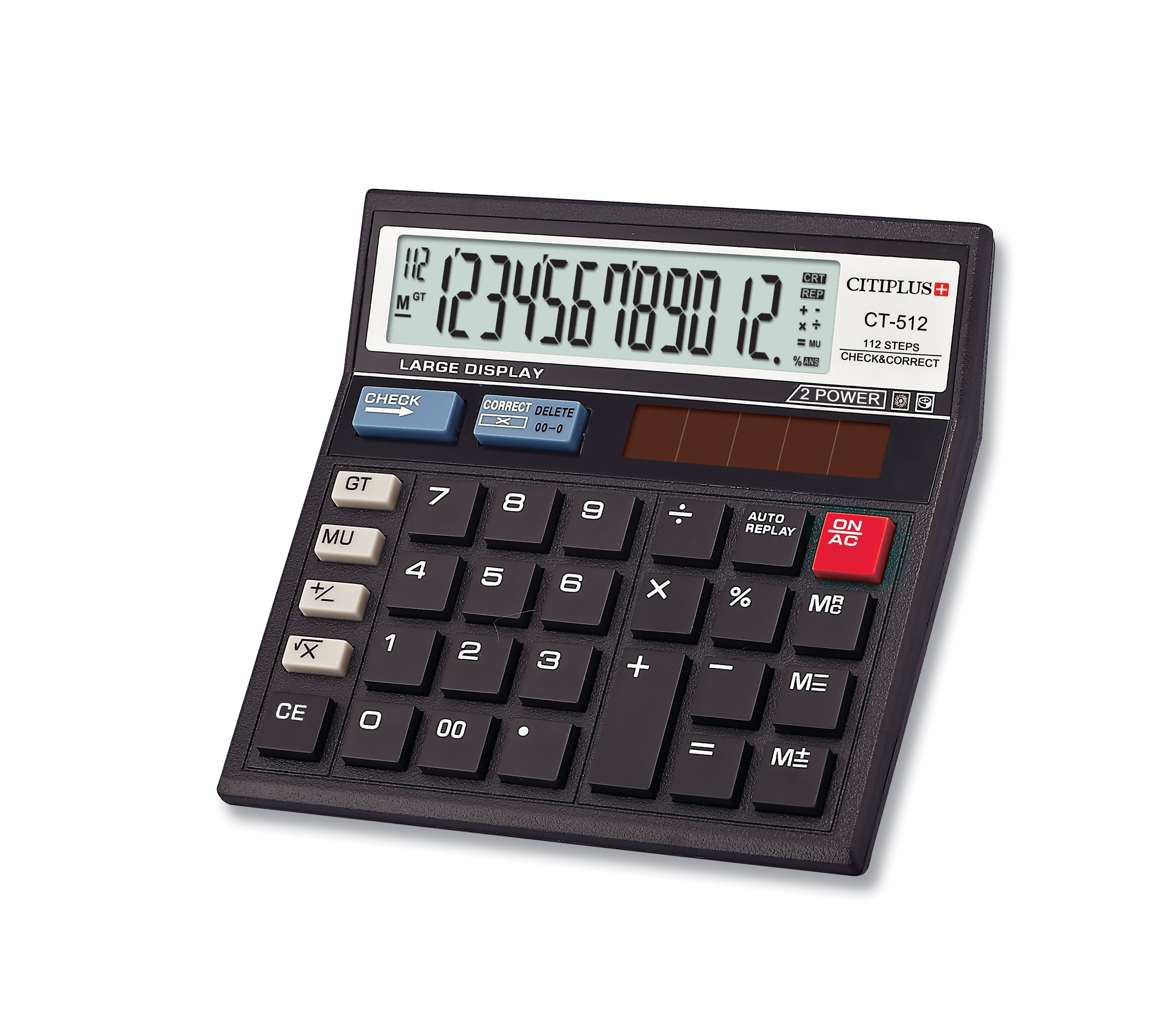 CITIPLUS ct 512 calculator,12 Digit Electronic Cheap Calculator Popular in India